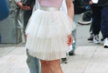what's hot right now? ballerina skirt