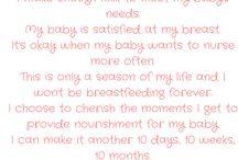 Breastfeeding quotes