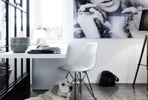 Home sweet home workspace / by Erika Blaauw