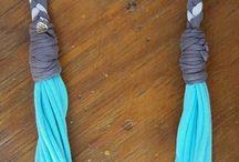 Bufandas de remeras