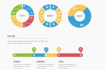 Infographic / Infographic,Infographics, vector, elements, charts, presentation