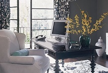 Study/office ideas / by Katy Lodge