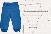 Børn bukser