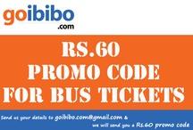 Bus Ticket Promo Code