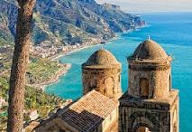 Küste von Amalfi Salerno