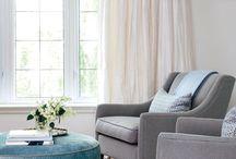 Comfy sitting room ideas