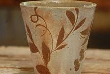 Glasyrer / Keramikglasyrer, ler och stengods.