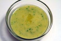 FODMAP salad dressing