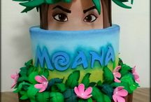 Moana 7th Birthday
