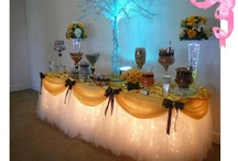 candy buffets / by Joanne Garza