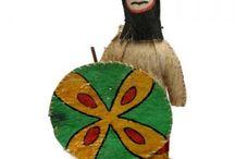 Brazilian artifacts
