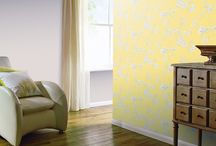 Wilko | Spring Decorating / Get your home spring fresh with paint and wallpaper to brighten up your home