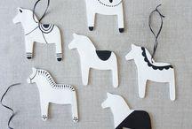 Inspiration for Handmade Christmas Lights
