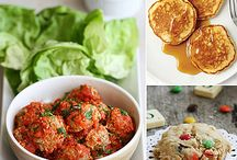 Kids food ideas / Things to make for the boys