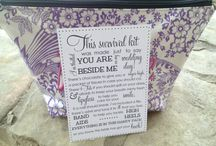 K&B - Secret Wedding Board / Secret wedding board for items I don't want people to see!
