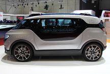 コンセプトカー / 未来の車