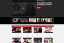 Vimeo Clone / Video Sharing WordPress Script Start your own video sharing website with this Script.