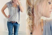 Hair / by Shannon Dearwester Burch