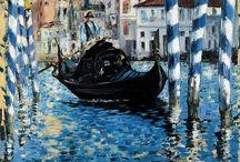 Venetsia  + vesi