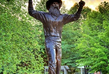 It's great to be a Mountaineer  / by Hannah Litaker