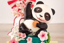 Cake Panda