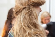 Hair in the air / by Lulu Berlue