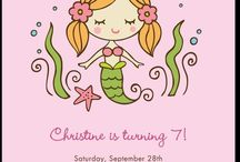 Under the Sea Baby Shower / by Carla Natali South