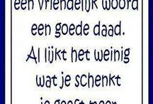 Nederlandse quotes