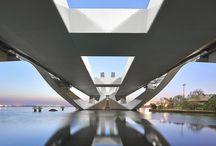 Bridges by Zaha Hadid / Мосты от Захи Хадид ( Zaha Hadid )