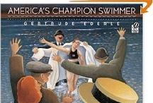 America's Champion Swimmer / by Priscilla Shiogi