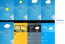 Design_날씨 앱