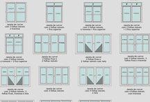 portas janelas e esquadrias