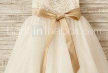 robe de demoiselle d'honneur :)