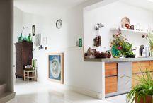 Interiors / Kitchens