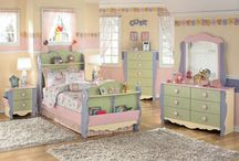 Girls Rooms / Create the perfect room for your little princess!