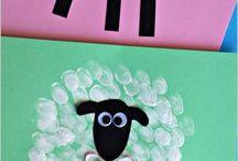 Pâques  mouton