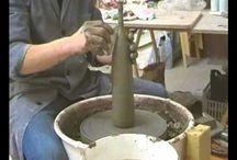 Throwing ceramic