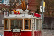 tram a tanecnice