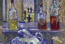 Ethel Sands Art