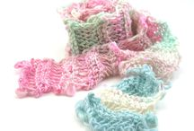 Beautiful Scarves / I have recently become a convert to the scarf! / by Bluetina Jewellery