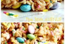 Easter Foods & Crafts