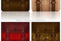 Leather Bags | Photography Bags / leather camera bags, laptop cases, and more...coming soon :)