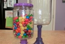 Recycled Jars / by Tammy Jenkins