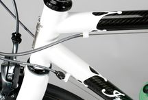 bikes / by Carl Crawford