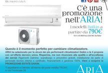 #ARIARigamontiClima - Offerte / Scopri le offerte sui #climatizzatori che #ARIARigamontiClima a #Dalmine (#Bergamo) riserva per i suoi clienti
