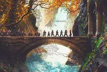 Tolkien / Lord of the Rings and other Tolkien stuff / by Tricia Tamura