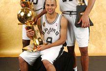 San Antonio Spurs #1 / by Felix Lira