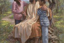 Ahajó út hittel a szűk úton a gonoszt legyőzve