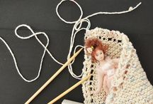 Knitting ~ want-to-learn's/do's