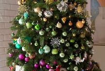 Christmas trees / by judith holland